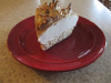 Coconut Meringue Pie Slice