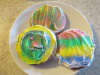 Set of 3 Rainbow Cookies