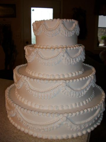 cost of 4 tier wedding cake 4 tier wedding cake 12964