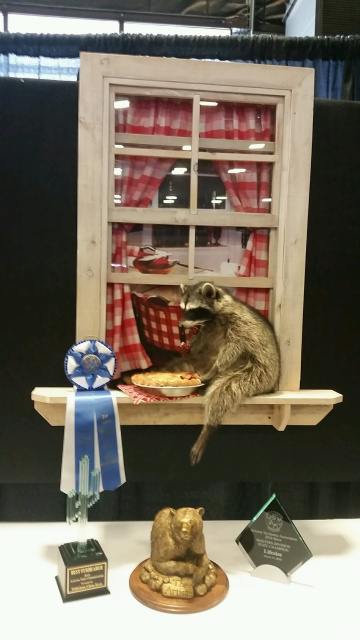 Even Fake Wildlife Love Our Fake Pies!