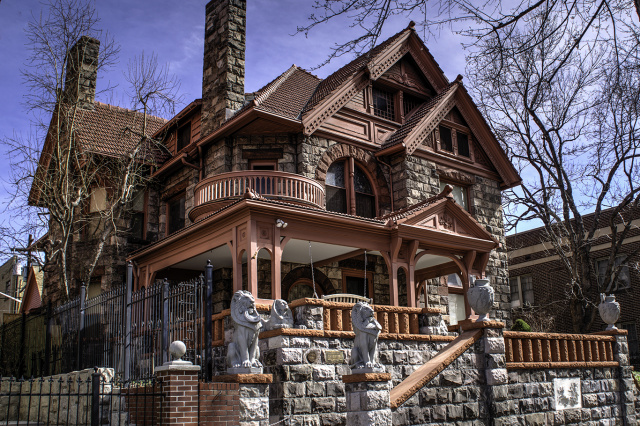 Molly Brown House Museum Denver, CO