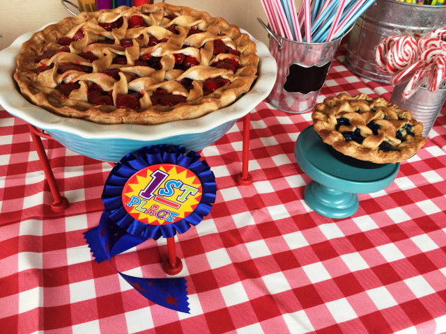 Our Pies 1st Place