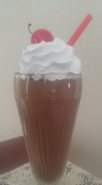 Boardwalk Shakes Chocolate