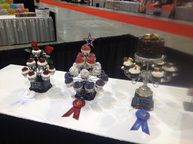 Our Cupcakes Made into awards
