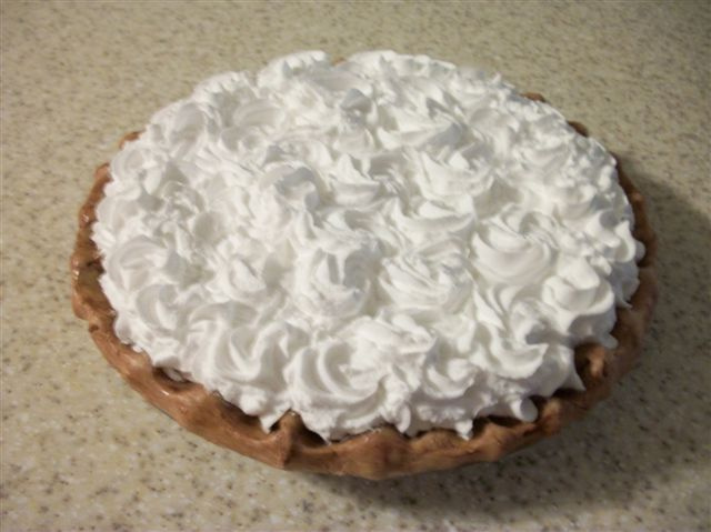 Whipped Cream Pie