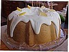 Lemon Bundt Cake (See all Bundt Cakes on the Fruit and Bundts Cakes Page)