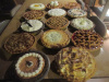 Pies for Old Globe Theatre The Winter's Tale