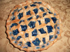 Old Fashion Blueberry Pie