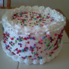 Candy Sprinkle Cake