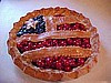Patriotic Pie (See our Fake Pies and Tarts Page)